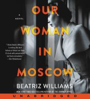 OUR WOMAN IN MOSCOW (CDBK)
