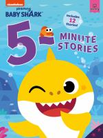 Baby Shark : 5-minute stories