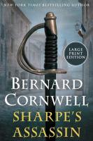 Sharpe's Assassin - Large Print