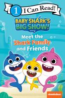 Meet the Shark Family and Friends