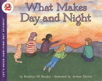 What Makes Day and Night