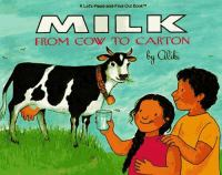 Milk : From Cow to Carton