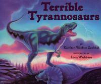 Terrible Tyrannosaurs