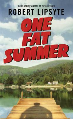 One Fat Summer book jacket