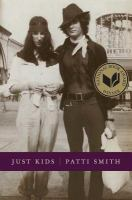 Favorite biography: Just Kids  by Patti Smith, February 2013