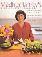 Madhur Jaffrey's Step-by-step Cooking