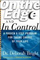 On the Edge and in Control