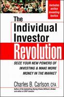 The Individual Investor Revolution