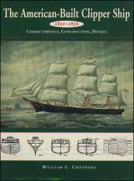 The American-built Clipper Ship, 1850-1856