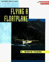 Flying A Floatplane