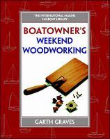 Boatowner's Weekend Woodworking