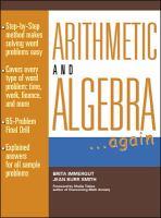 Arithmetic and Algebra-- Again