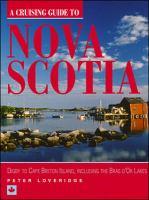 A Cruising Guide to Nova Scotia