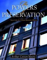 The Powers of Preservation