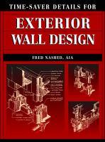 Time-saver Details for Exterior Wall Design