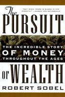 The Pursuit of Wealth