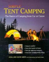 Simple Tent Camping