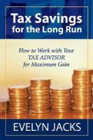 Tax Savings for the Long Run