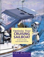 Optimize your Cruising Sailboat