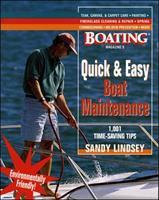 Boating Magazine's Quick & Easy Boat Maintenance