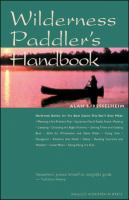 Wilderness Paddler's Handbook