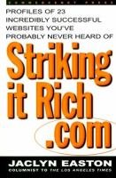 Striking It Rich.com