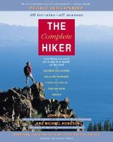 The Complete Hiker