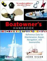 Boatowner's Handbook