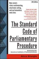 The Standard Code of Parliamentary Procedure
