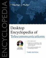 Desktop Encyclopedia of Telecommunications
