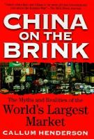 China on the Brink