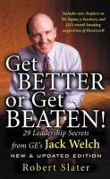 Get Better or Get Beaten