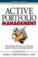 Active Portfolio Management