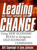 Leading at the Speed of Change