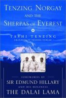 Tenzing Norgay & the Sherpas of Everest