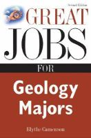 Great Jobs for Geology Majors