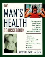 Man's Health Sourcebook