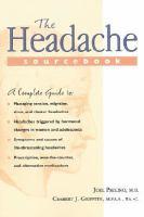 The Headache Sourcebook