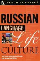 Russian Language, Life & Culture