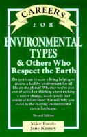 Careers for Environmental Types & Others Who Respect the Earth