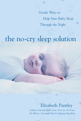 Cover image for The No-cry Sleep Solution