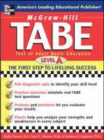Test of Adult Basic Education