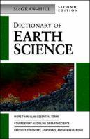 McGraw-Hill Dictionary of Earth Science