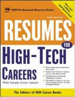 Resumes for High Tech Careers