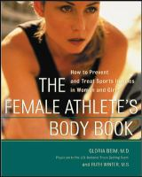 The Female Athlete's Body Book