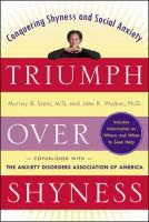 Triumph Over Shyness