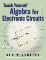 Teach Yourself Algebra For Electric Circuits