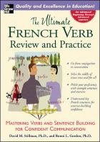 The Ultimate French Verb Review and Practice