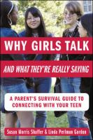 Why Girls Talk -and What They're Really Saying