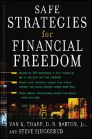 Safe Trading Strategies for Financial Freedom